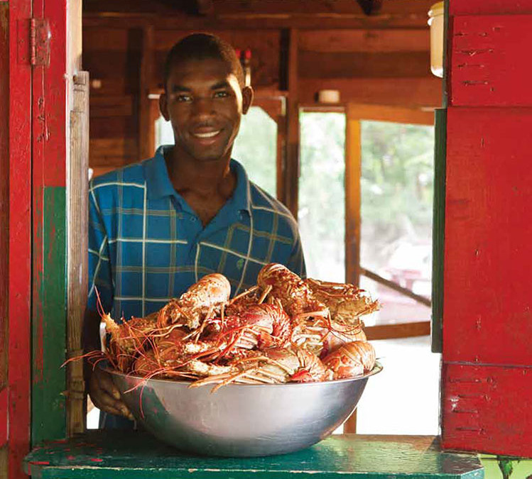 Eating Negril - Chef Steven Petusevsky