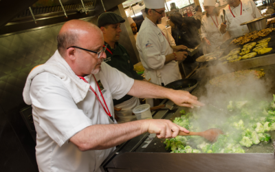 22nd Annual Tastes of the World Culinary Conference