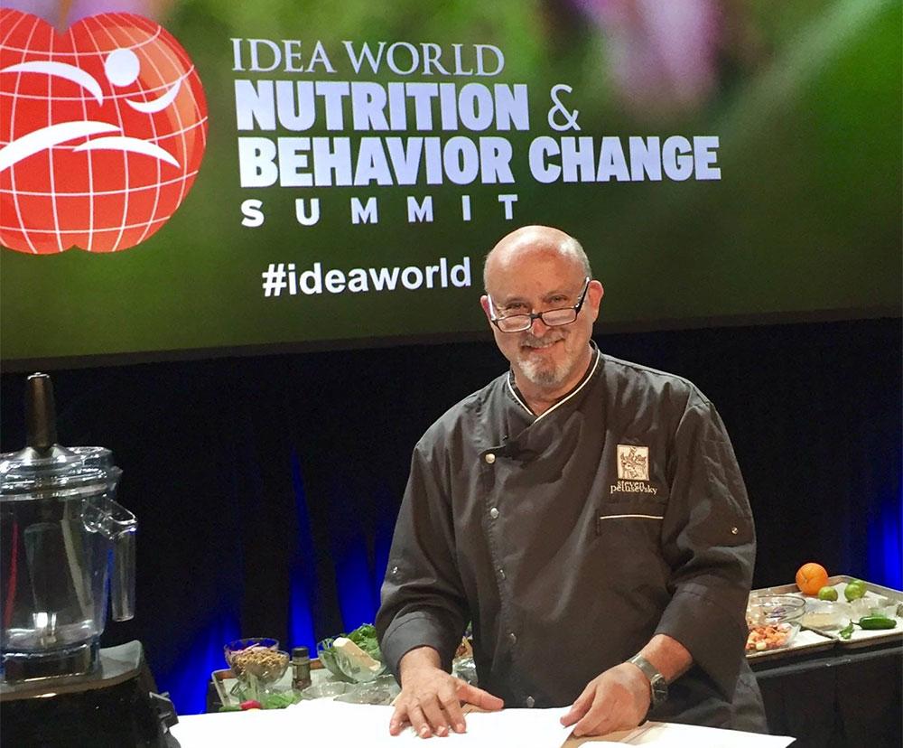 Chef Steven Petusevsky